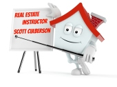 Real Estate Instructor Scott Culberson.com